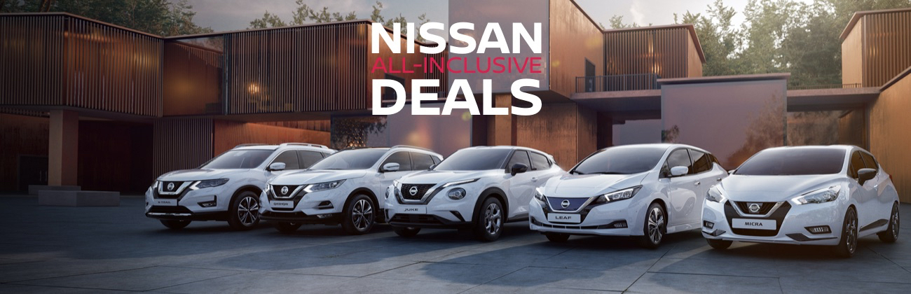 Nissan All-inclusive deals