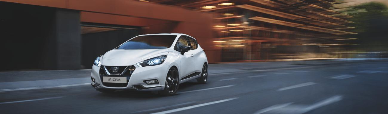 Nissan nieuwe-micra