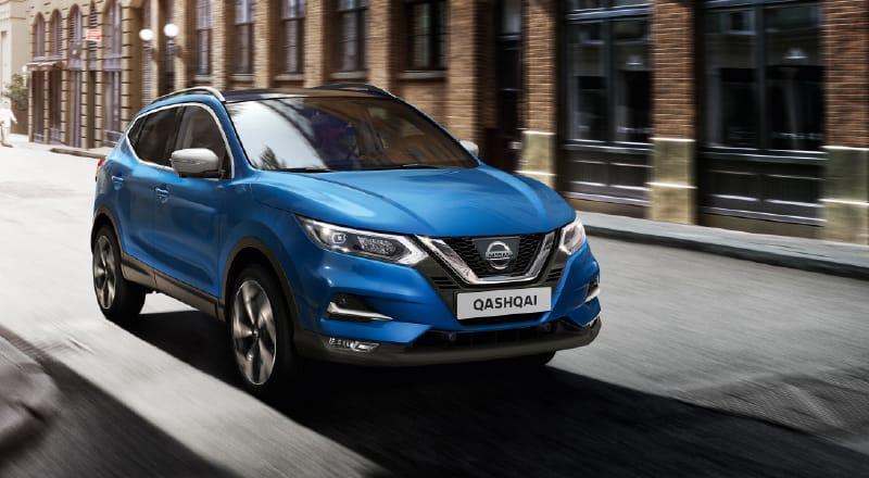 Nissan Qashqai Exterieur
