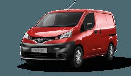 Nissan Bedrijfswagens NV200