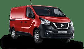 Nissan Bedrijfswagens NV300