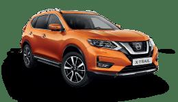 Nieuwe Nissan X-Trail