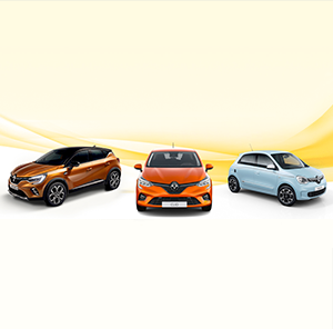 Renault all-in-one modellen