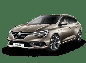 Renault megane-estate model