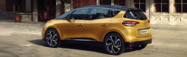 Renault scenic model