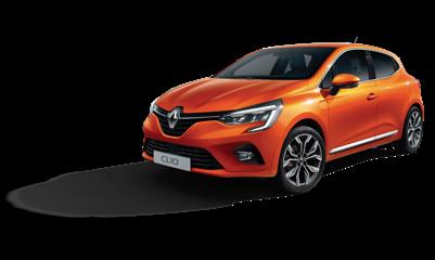 Renault nieuwe CLIO Hatchback