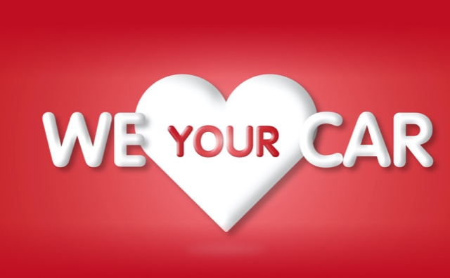We love your car