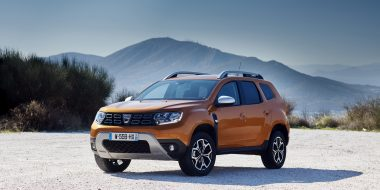 Kom naar de introductiedagen van de nieuwe Dacia Duster