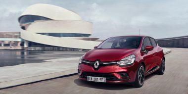 Renault Clio bestverkochte auto van Nederland