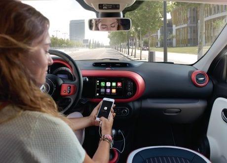 Nieuwe Twingo Renault
