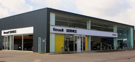 Renault Waalwijk telefonisch niet bereikbaar