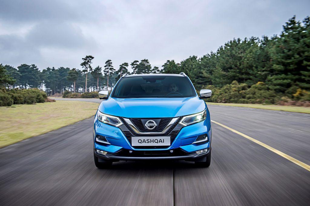 Nieuwe Nissan Qashqai