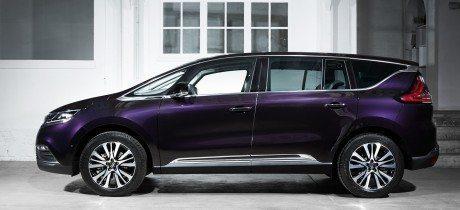 Prijzen nieuwe Renault Espace bekend