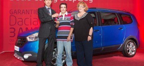 In 10 jaar tijd 3 miljoen Dacia's verkocht
