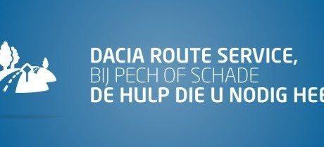 Dacia Route Service