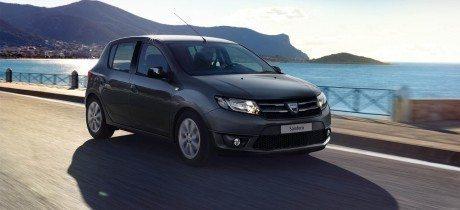 Prijzen Dacia Sandero Blackline bekend