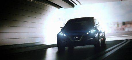 Nissan SWAY op de Geneva Motor Show 2015