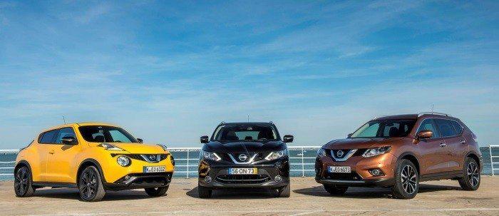 VKV lease - Nissan