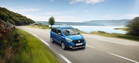 Dacia introduceert een nieuwe Lodgy Stepway