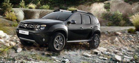 Dacia viert 10 jarig bestaan op AutoRAI 2015