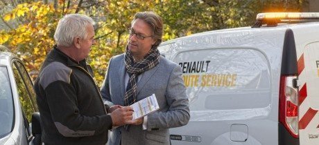 Renault Route Service