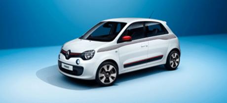Renault Twingo Collection: naar hartenlust combineren