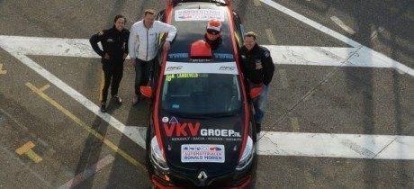 Niels Langeveld start raceseizoen met VKV Groep als nieuwe sponsor