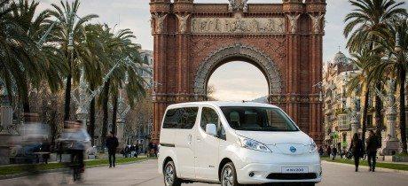 Nissan prijst nieuwe 7-zits e-NV200 Evalia bijzonder scherp
