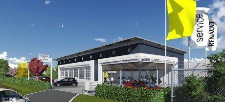 VKV Renault Wijk bij Duurstede opent nieuw pand