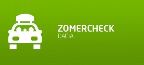 Doe nu de Dacia Zomercheck