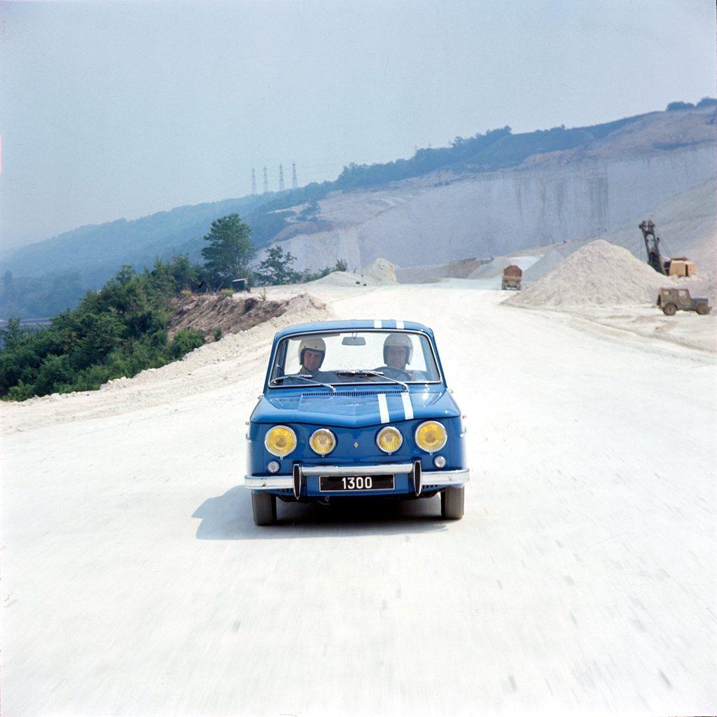 Renault 8 Gordini: Historie: Renault 8 Gordini
