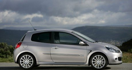 Renault Clio III RS 10