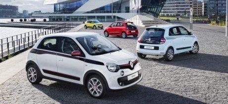 Renault Twingo nu ook met automaat