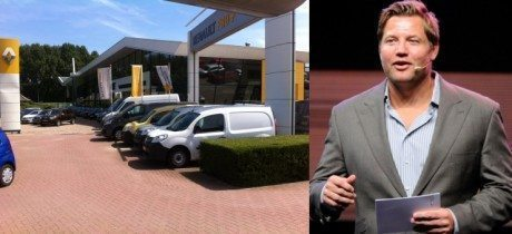 Kom ook naar de VKV Business borrel bij VKV Renault Rotterdam Zuid