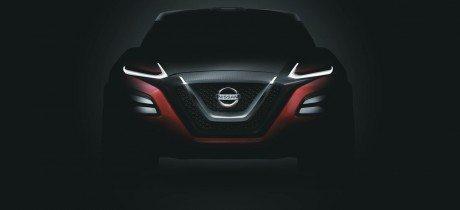 Nissan op de 2015 IAA in Frankfurt: nieuw tijdperk in Crossover-design