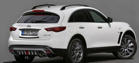 Infiniti QX70 Ultimate