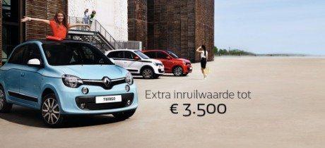 Salon de Promotion bij VKV Renault
