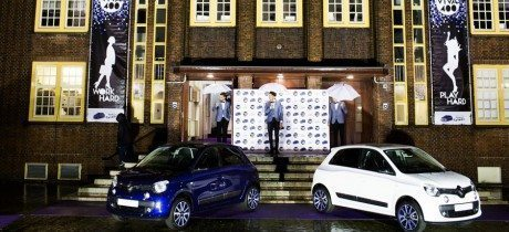 Renault Twingo Série Signature VIVA schittert tijdens VIVA400-verkiezing