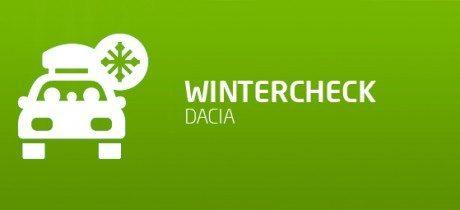 Doe nu de Dacia Wintercheck