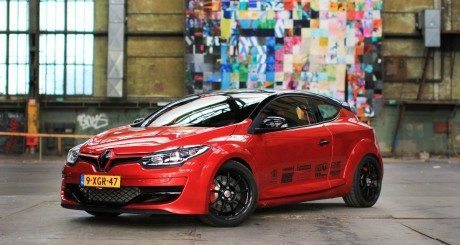 Megane RS by E-motions 8