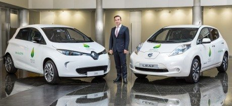 Renault-Nissan introduceert de komende vier jaar meer dan tien autonoom rijdende modellen