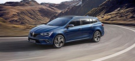 Wereldpremière nieuwe Renault Mégane Estate op Autosalon Genève