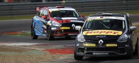 18 februari introductie- en testdag Renault Clio Cup Benelux op Zandvoort