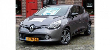 Renault behaalt keurmerk Private Lease