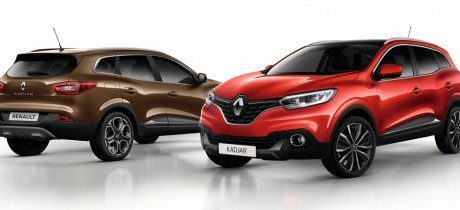 Nu ook benzineversie Renault Kadjar leverbaar met automaat