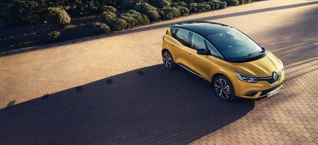 Renault op de Autosalon van Genève 2016