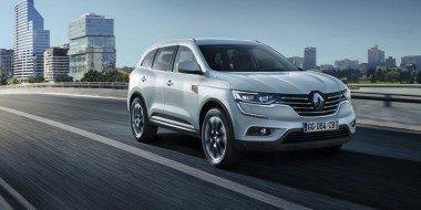 Renault presenteert nieuwe Koleos