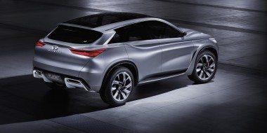 QX Sport Inspiration: Een gedurfde nieuwe SUV-visie van Infiniti