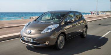 Nissan verkoopt meer elektrische voertuigen dan ooit in zakelijke markt
