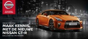 Nissan GT-R preview 2